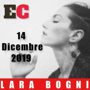 Esplorazioni Contemporanee -LARA BOGNI - Stage 14 dicembre 2019