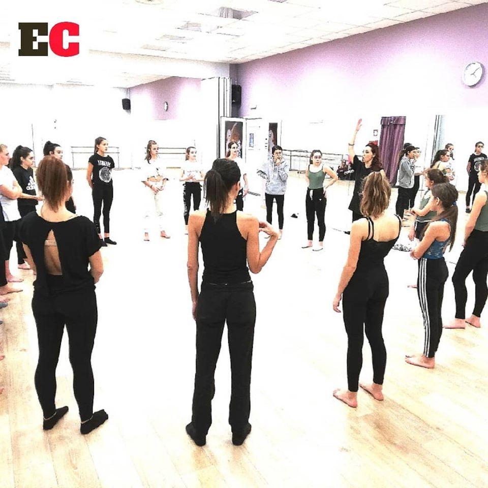 Stage danza contemporanea Federica esposito