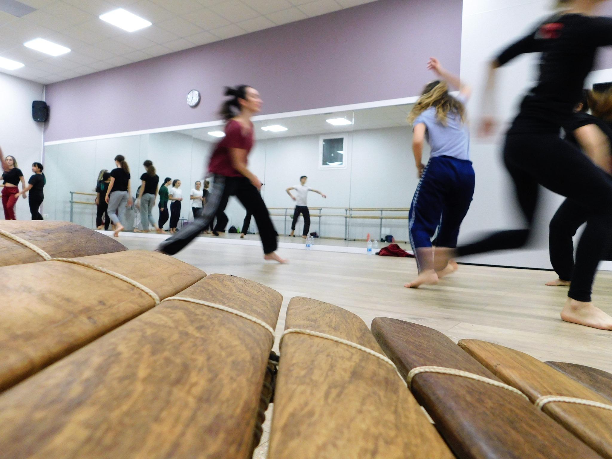 Stage danza contemporanea - EC percorso formazione intermedio 02