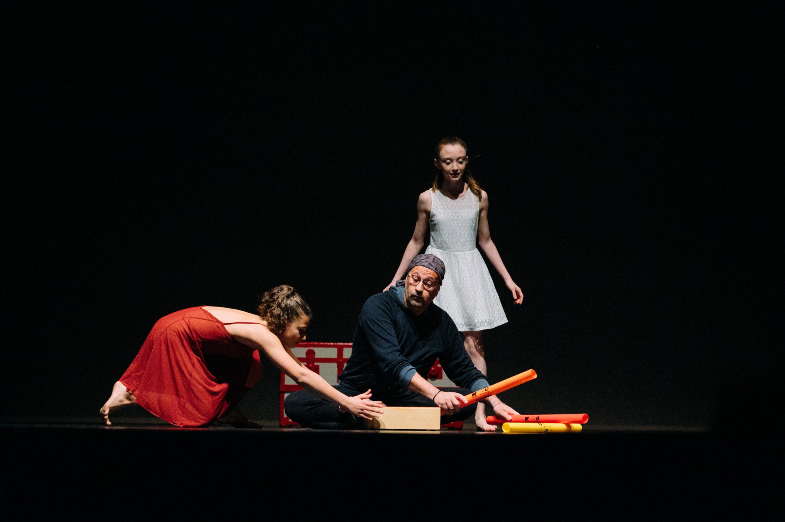 Danza e musica bimbi - Percorso ludico didattico EC Junior - Performance Novi Ligure 2019 - Live Music