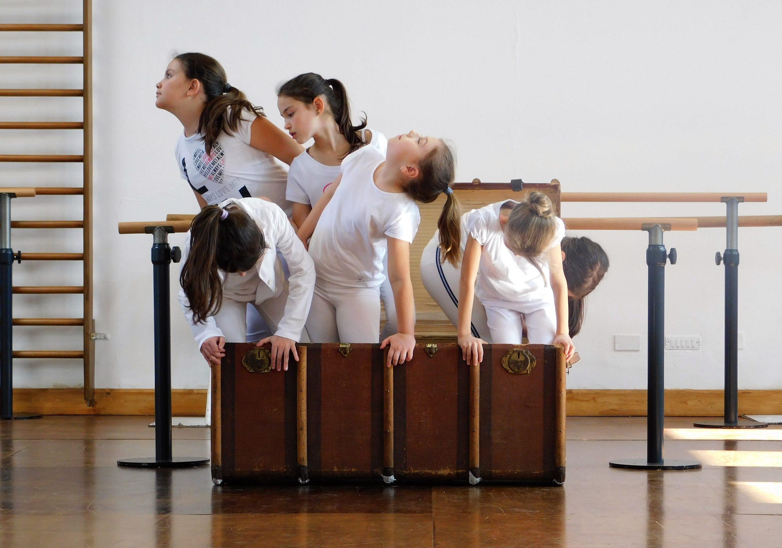 Danza e musica bimbi - Percorso ludico didattico EC Junior - Performance