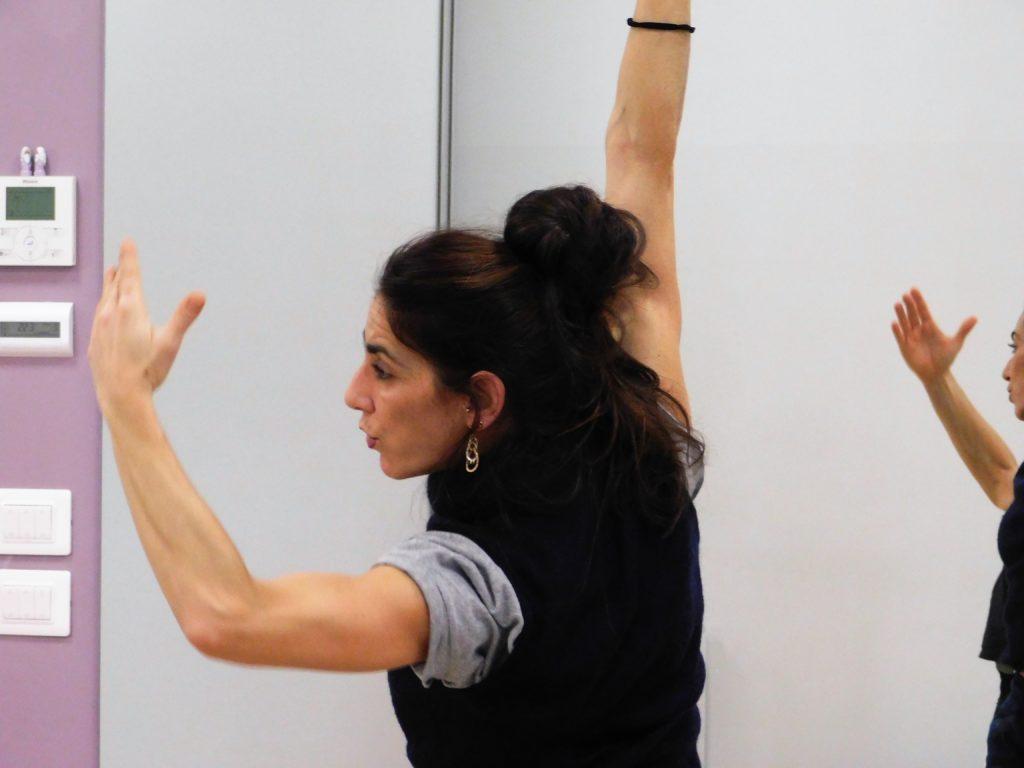 Stage Danza contemporanea Lara Bogni 06