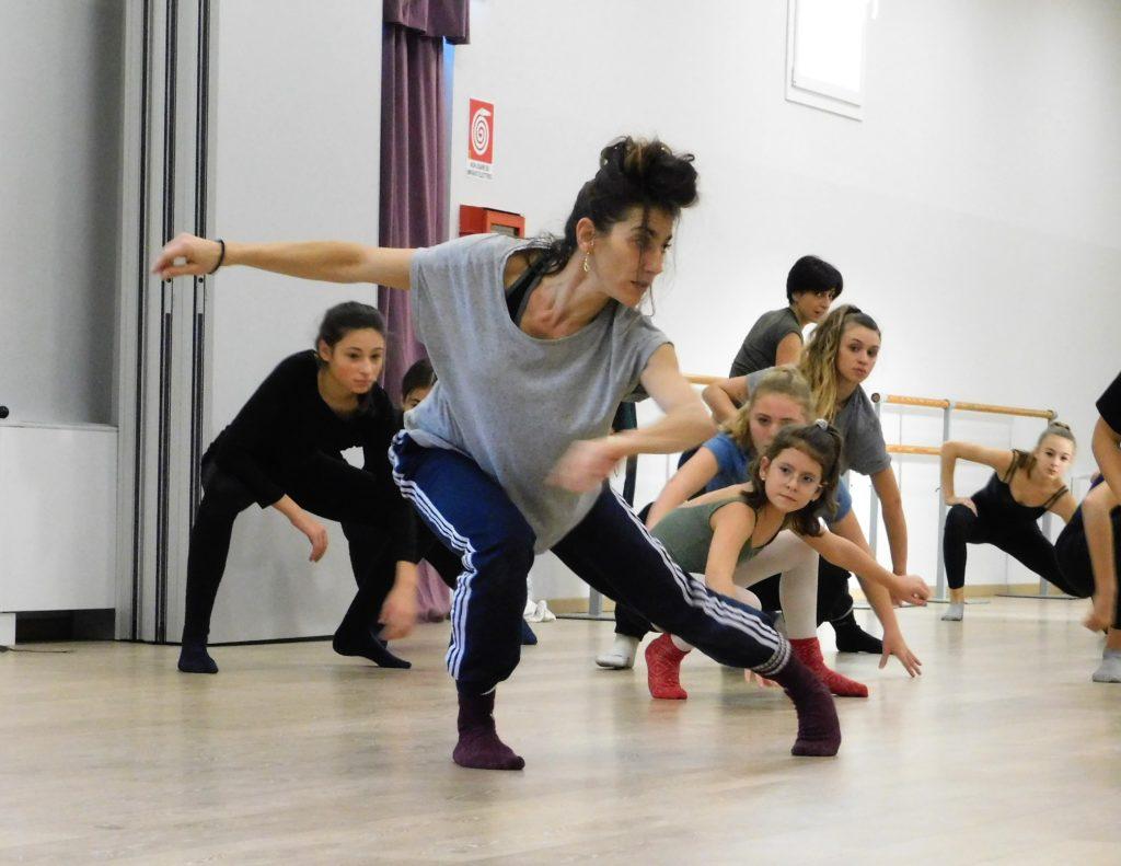 Stage Danza contemporanea Lara Bogni 05