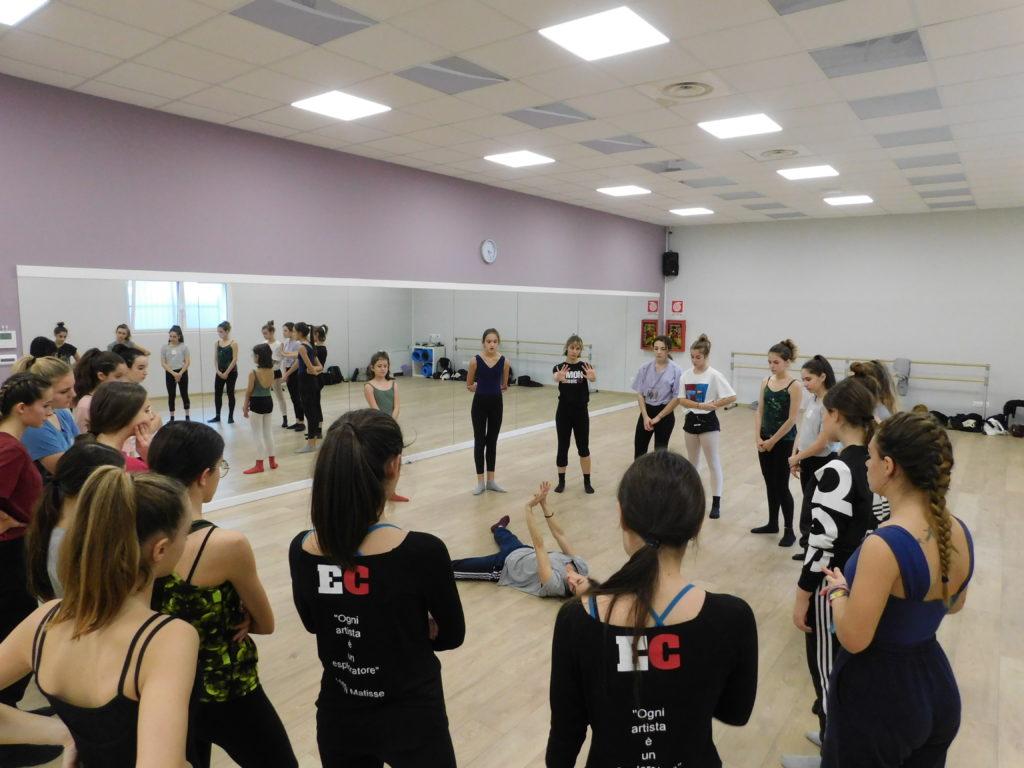 Stage Danza contemporanea Lara Bogni 04