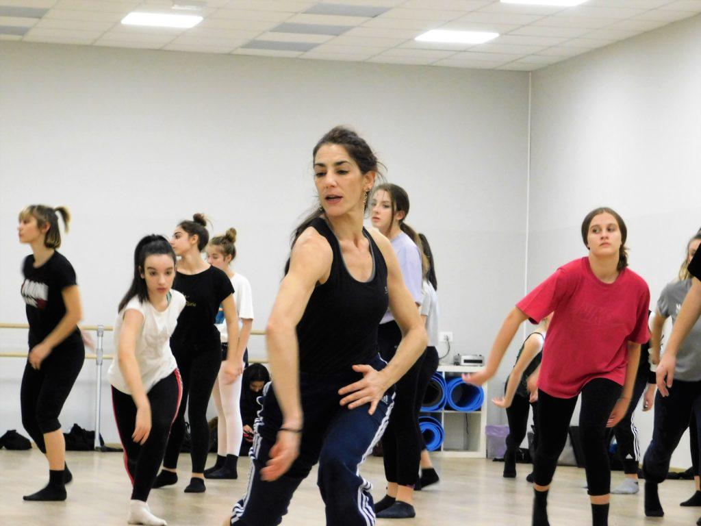 Stage Danza contemporanea Lara Bogni 03