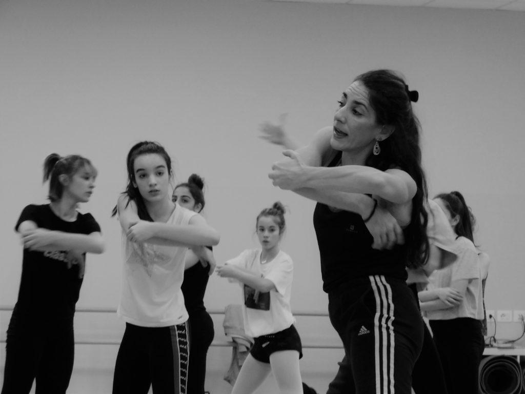 Stage Danza contemporanea Lara Bogni 02