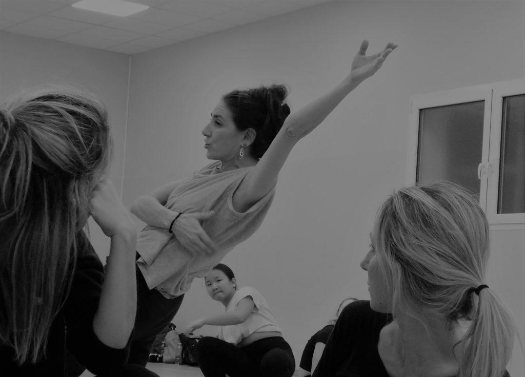 Stage Danza contemporanea Lara Bogni 01