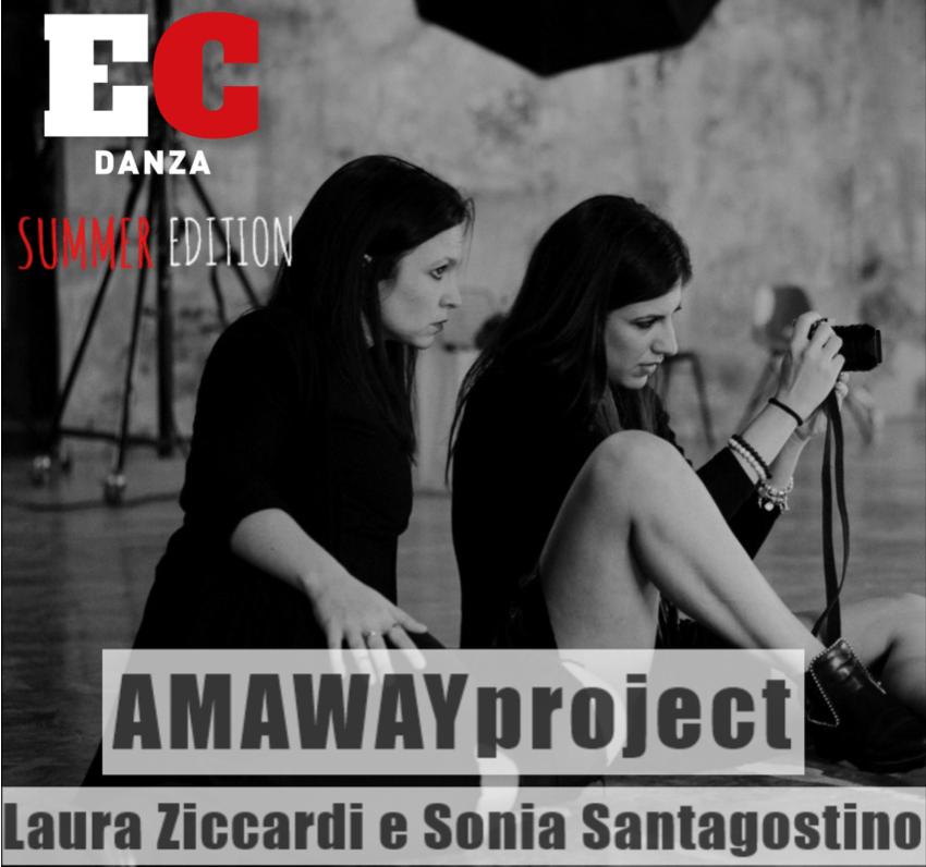 AMAWAY Project - EC Summer 2021